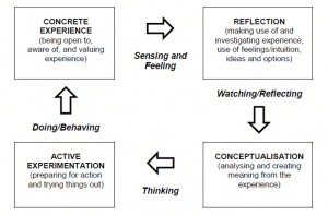 Learning Models, Coaching and Change Management